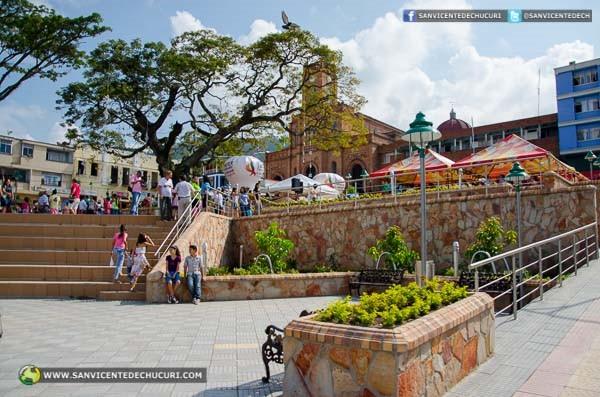 San Vicente de Chucurí vive hoy el Día sin Carro y sin Moto
