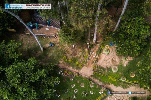 (VIDEO) Conozca el proyecto Parque Temático Ambiental del Colegio Nuestra Señora de la Paz