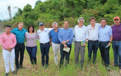 Gobernación proyecta el embalse Topocoro como un destino turístico de talla mundial
