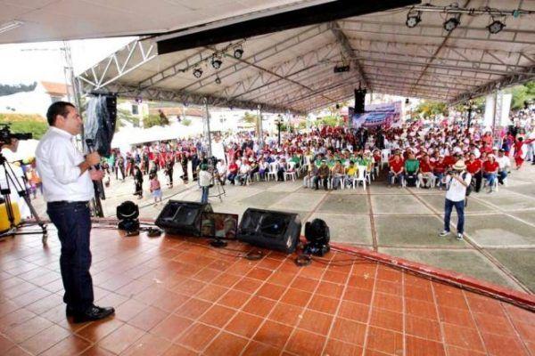 'Expedición Santander' también llegará a San Vicente de Chucurí