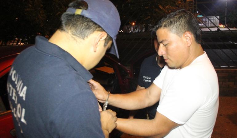 Capturan Chucureño requerido en extradición por el gobierno de Brasil