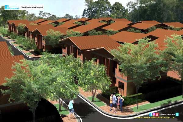 (Video) Así será la ciudadela que se construirá en el Corregimiento de Yarima