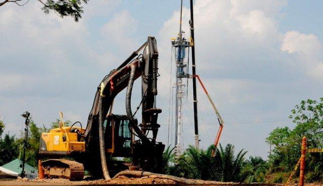 Alerta por alta presión en otro pozo petrolero en Lizama