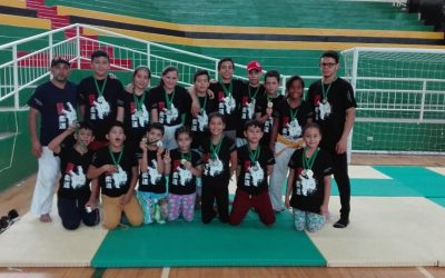 Club de Judo Chucureño arrasa en Campeonato Departamental