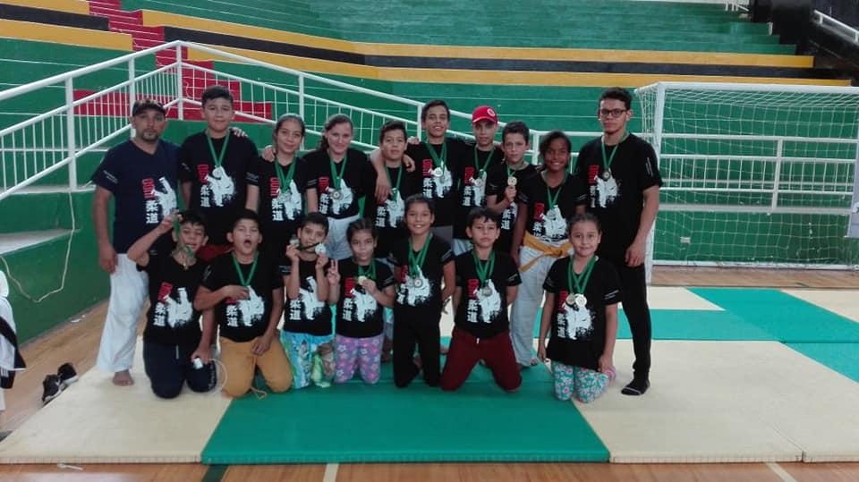 Club de Judo Chucureño arrasa en Campeonato Departamental