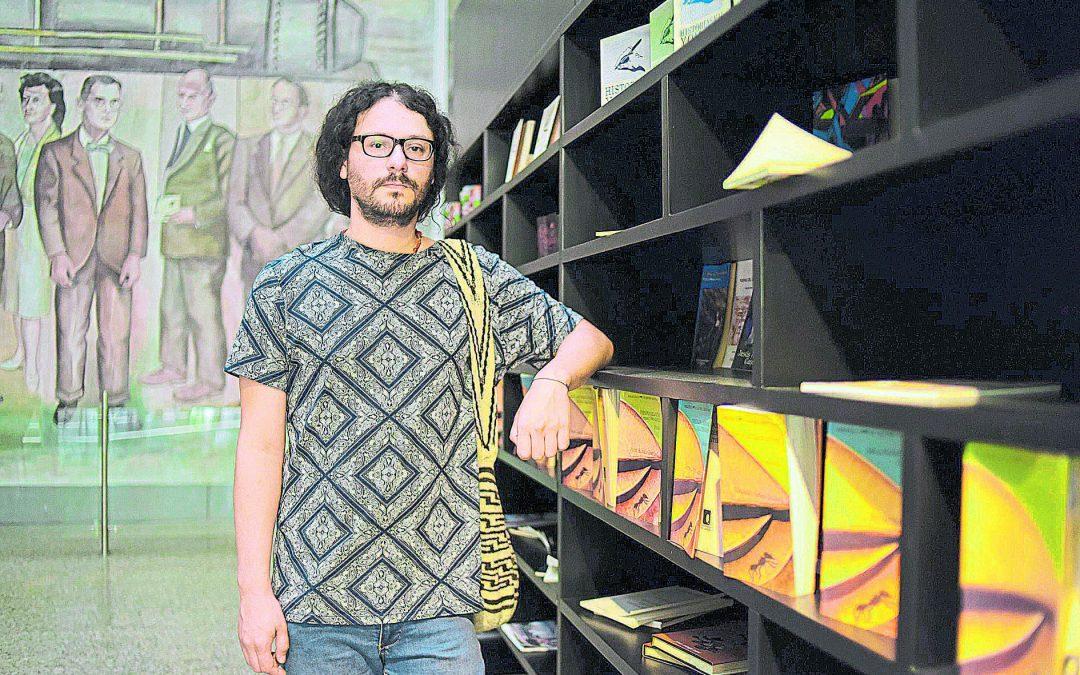 'El año del sol negro' del Chucureño Daniel Ferreira, se toma UNILIBRO