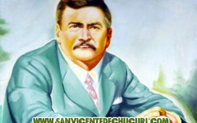 Don Sacramento Tristancho, fundador de San Vicente de Chucurí