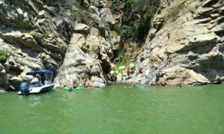 ATENCIÓN: Se reactivó el turismo en el embalse de Topocoro