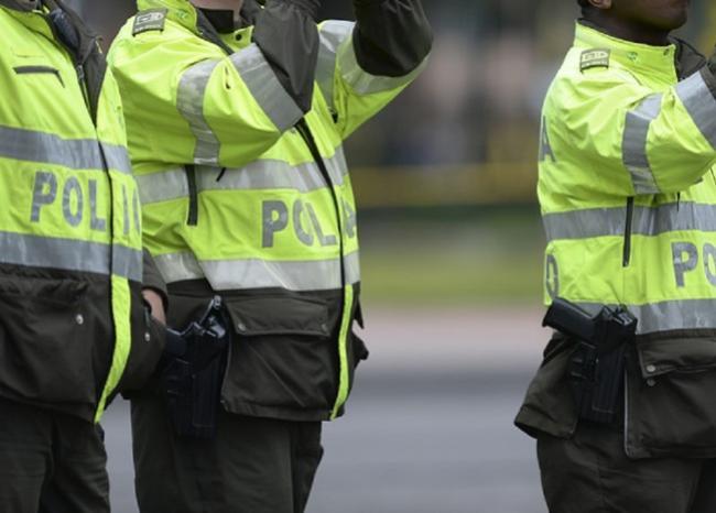 Muere patrullero que se disparó en estación de policía en San Vicente de Chucurí