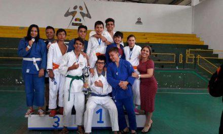 El Club de judo O.P.B de San Vicente de Chucurí sigue recogiendo frutos en torneos nacionales