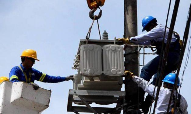 Los Acacios entra a la legalidad de la energía