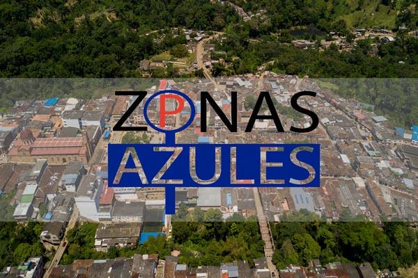 """Conozca las nuevas zonas de estacionamiento regulado o """"Zonas Azules"""" en San Vicente de Chucurí"""