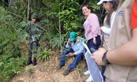 Familia en San Vicente de Chucurí recuperó predio utilizado por paramilitares para cocinar drogas