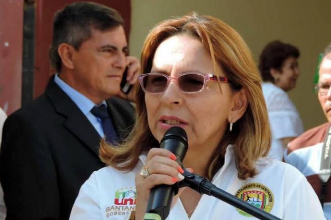 AUDIO – Por irregularidades del PAE Capturada Secretaría de Educación de Santander en San Vicente de Chucurí