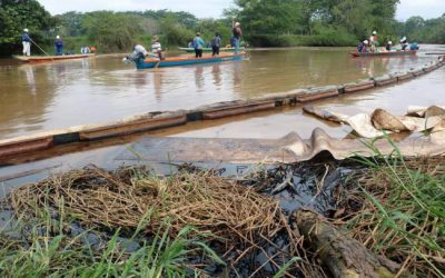 ANLA corroboró que Ecopetrol tiene controlado el vertimiento de crudo a las fuentes hídrica