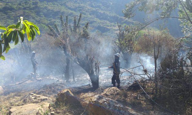 Alerta roja en Santander por riesgo de incendios forestales