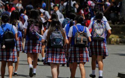Campaña busca erradicar el reclutamiento de menores en Santander