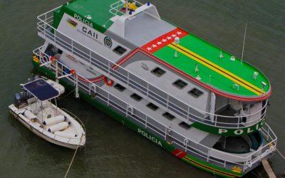 Primer CAII fluvial del país todavía no entra en operación