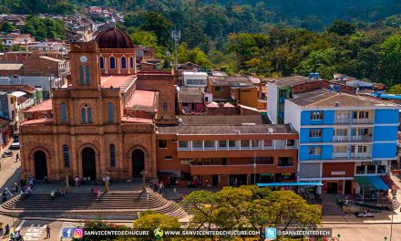 Parroquia San Vicente Ferrer