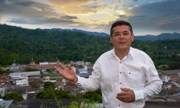 """""""Quiero ser el próximo Alcalde de los Chucureños"""""""