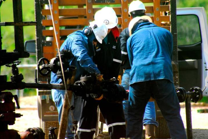 Reportaron hallazgo de petróleo en otro pozo de Santander
