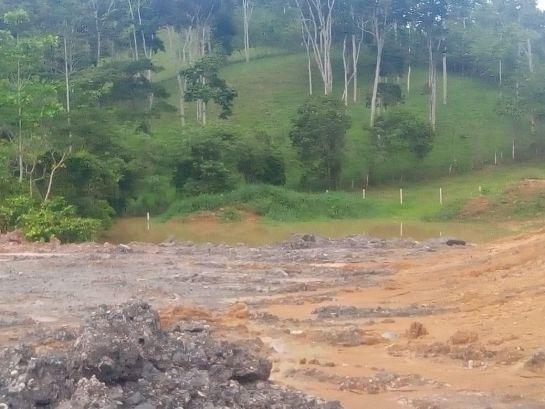 VIDEO: Se secaron tres quebradas por obras de la Ruta del Cacao