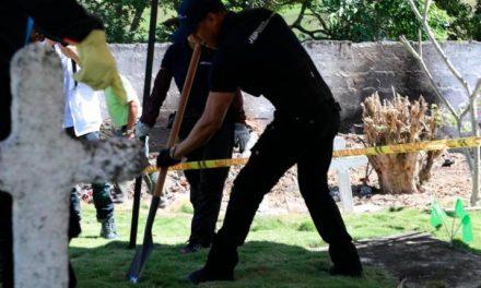 Denuncian cuatro fosas con víctimas de falsos positivos en Santander
