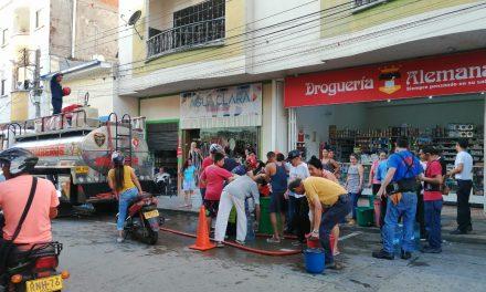 Más de 25.000 personas permanecieron 2 días sin agua en San Vicente de Chucurí
