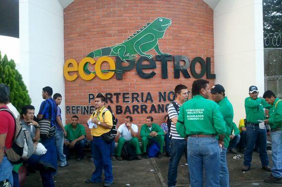 Ecopetrol suspende contratos por cuarentena en el oriente del país