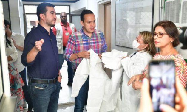 ¿La pandemia, el nuevo negocio de Aguilar en Santander?