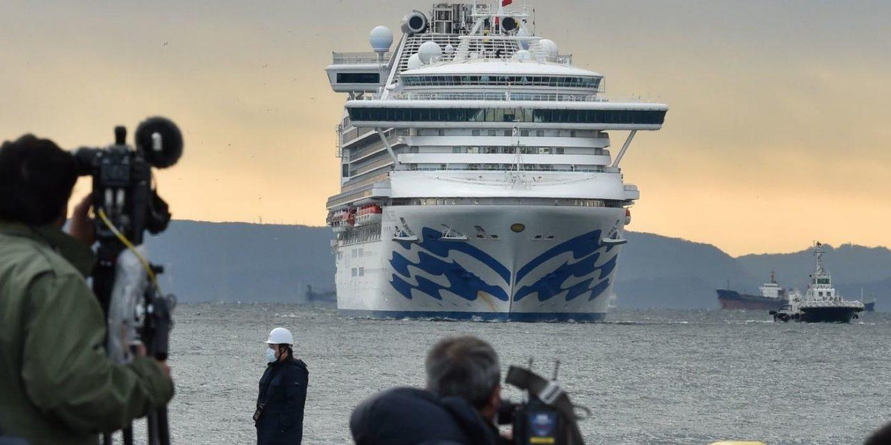 Pareja de Santandereanos están atrapados en crucero con casos de Covid-19