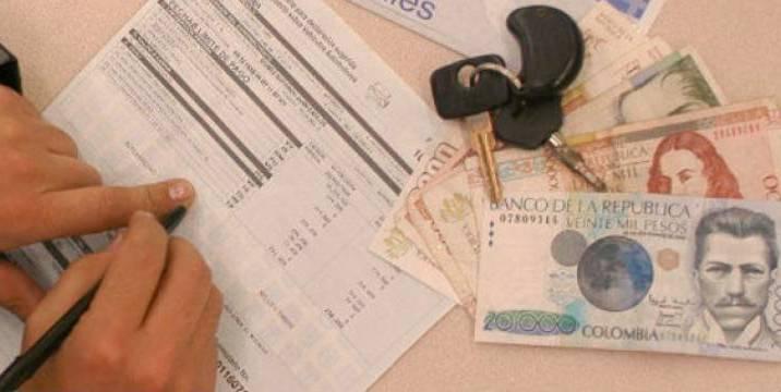 Gobernación de Santander amplió plazos de rebajas en impuestos de carros