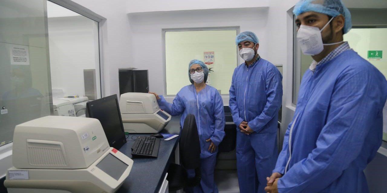 Otros dos laboratorios serán habilitados para procesar pruebas COVID-19 en Santander