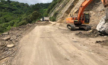 Vía Bucaramanga-San Vicente de Chucurí ya se encuentra habilitada