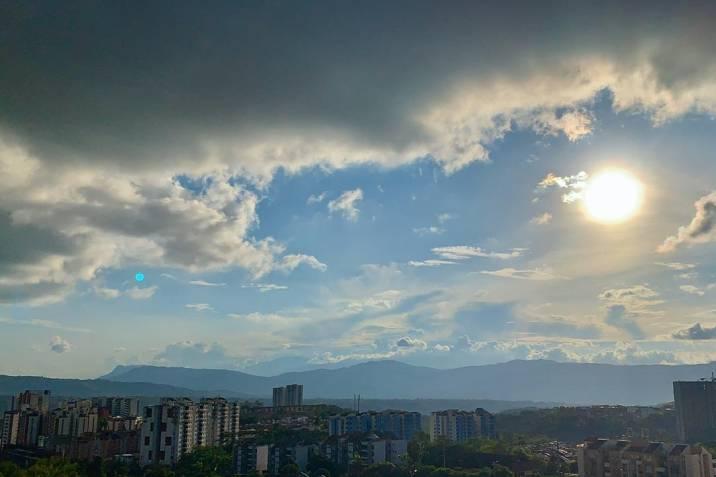 Lluvias ligeras se esperan este fin de semana en Santander