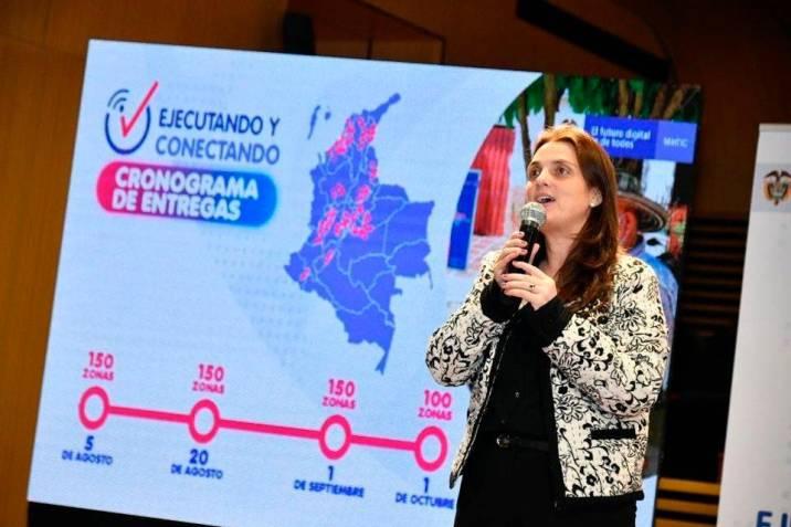 San Vicente de Chucurí tendrá zona digital de conectividad gratuita a Internet